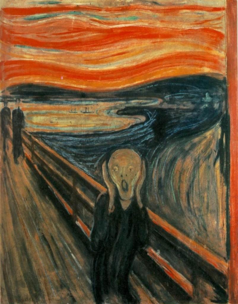 The Scream 803x1024