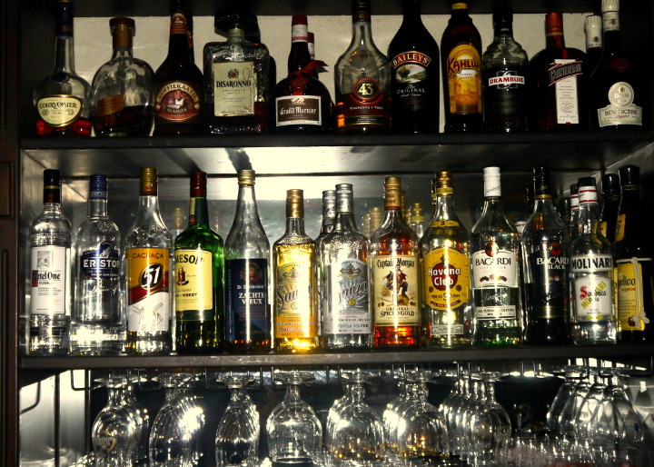 drankkast
