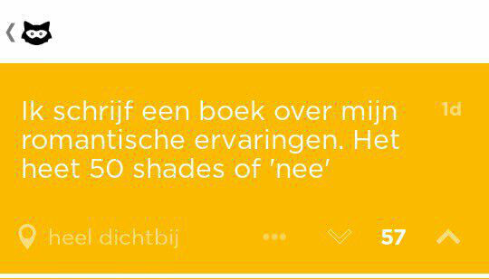 50 shades of nee