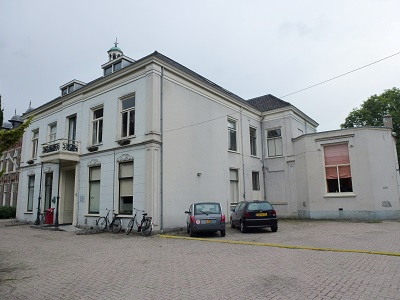 Nijmegen Bredestraat 168 zijvleugel Sancta Maria