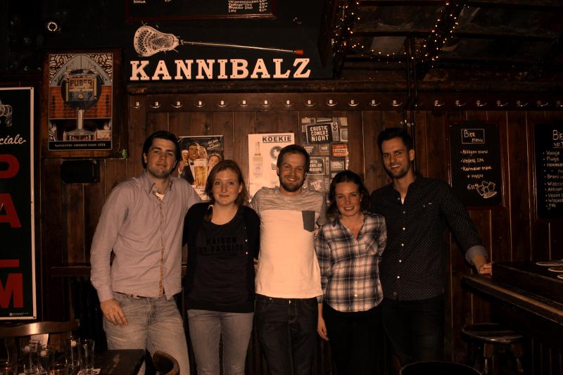 KannibalzGroepsfoto