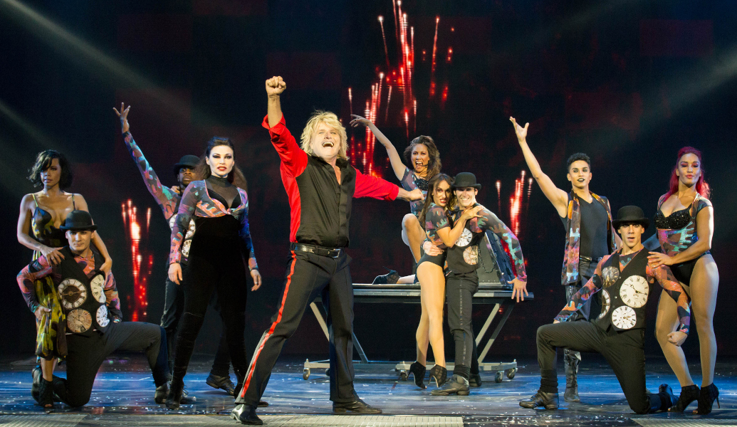 Hans Klok House of Horror Finale foto Andy Doornhein