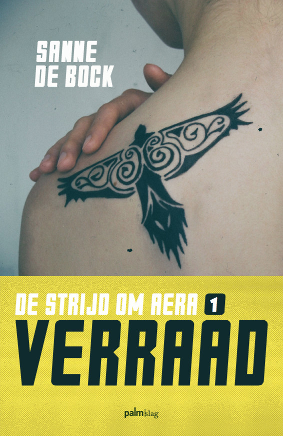 Sanne de Bock boekcover