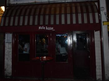 Stamgasten Malle Babbe