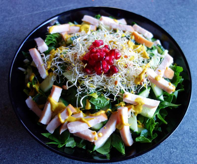 Salade groot