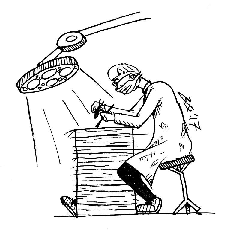 Issue Bureaucratie in de zorg groot