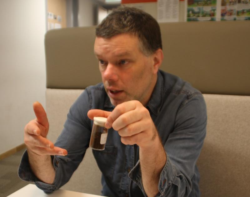 Interview Wieger Wieger liggend groot
