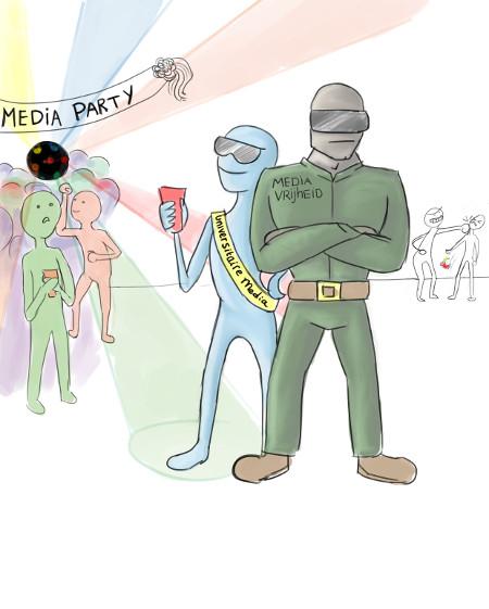 Openings mediavrijheid groot