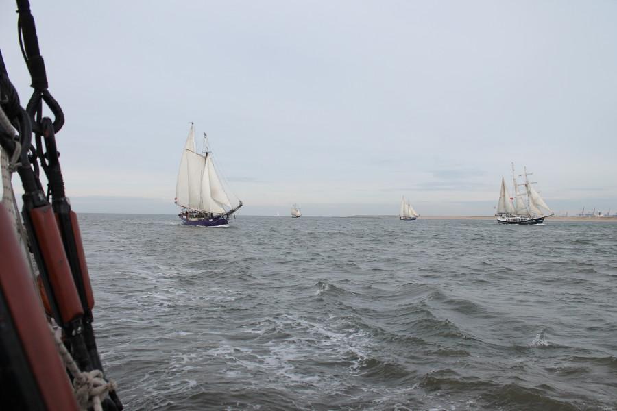 ANS bezocht RotC schepen groot