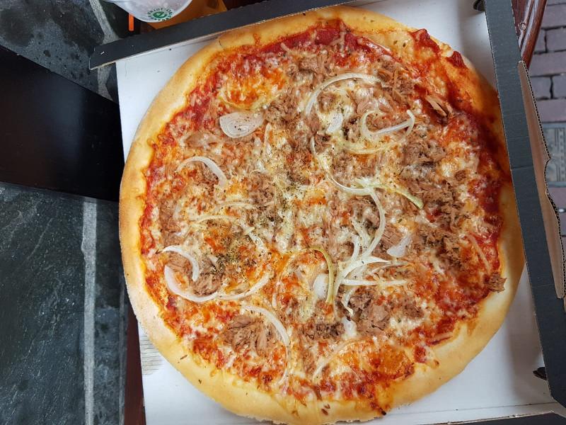 Apeliotes pizza groot