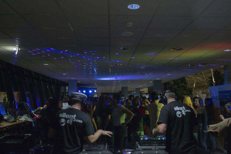 2019 04 18 Radboud by Night 2a Silent Disco