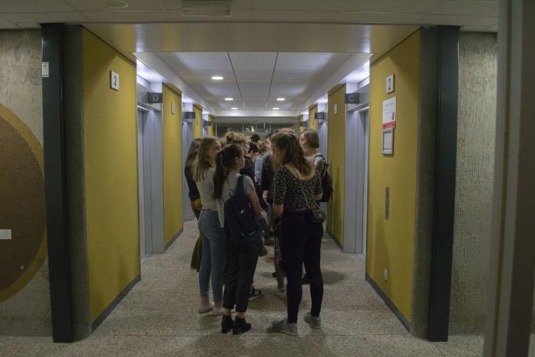 2019 04 18 Radboud by Night 3 Lift